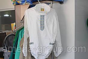 Куртка пчеловода коттон с вышивкой, фото 3