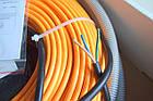 Woks-17 - 98 м (1740 Вт) нагрівальний кабель двожильний екранований (Одескабель), фото 5