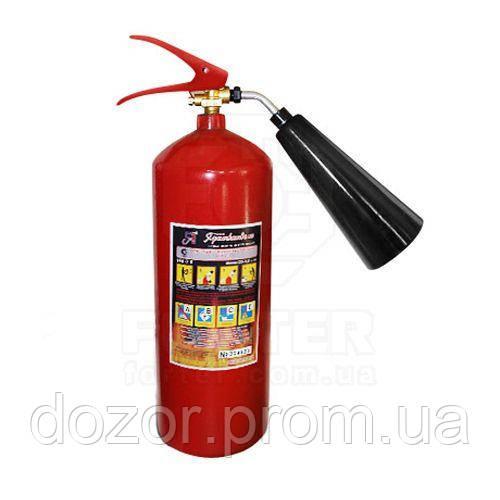 Углекислотный огнетушитель ВВК 2 (OУ 3)  - ООО «НПП «Дозор» в Днепре