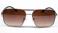 Солнцезащитные очки Top Gun Come Fly With Me Aviator Sunglasses (коричневые)
