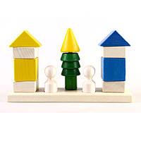 Пирамидка «Соседи», ТАТО