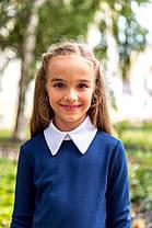 Школьный костюм для девочки (кофта+брючки), фото 2
