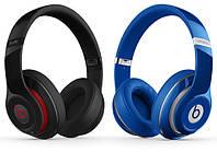 Наушники Monster beats by Dr. Dre Studio (красные, черные, белые, фиолетовые,синие)