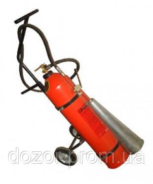 Углекислотный огнетушитель ВВК 18 (ОУ 25) - ООО «НПП «Дозор» в Днепре