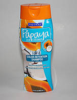 Freeman Шампунь для окрашенных волос с ароматом папаи и кокоса 400 мл