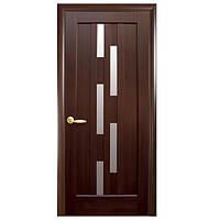 Межкомнатная дверь Лаура каштан