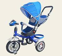 Трехколесный велосипед  Super Trike TR012, поворот сиденья