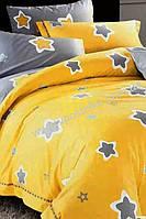Комплект детского постельного белья Звездный вальс из сатина