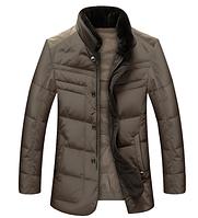 Зимняя мужская куртка. Модель 6154, фото 5