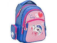 Рюкзак школьный Cute Bunny, KITE, 522 Cute Bunny