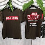 """Женская стильная футболка """"Эскобар"""", фото 2"""