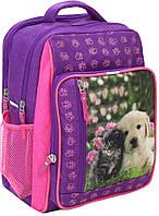 Рюкзак для школы с большими карманами