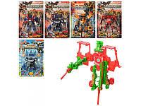 Трансформер Transformers, робот+машинка, 20см, QF623-624