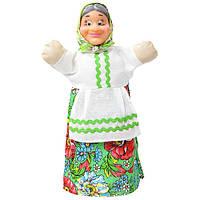 Кукла-перчатка «Бабка», ЧудиСам