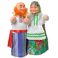 Кукла-перчатка «Дед и Бабка», ЧудиСам