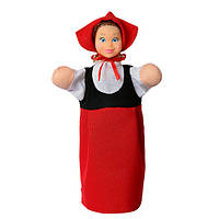 Кукла-перчатка «Красная Шапочка», ЧудиСам