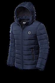 Мужская зимняя куртка высокого качества (р. 48-56) арт. 8815S