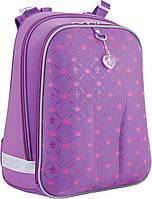 Рюкзак каркасный для девочки YES H-12 D68 Тracery 553383