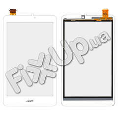 Тачскрин Acer Iconia Tab W1-810-11HM, цвет белый