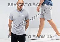 Комплект Футболка поло и шорты с логотипом Polo Ralph Lauren