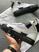 Женские кроссовки Puma Court Play SlipOn x UEG White/Black, Пума Корт Плей Слипон, фото 3