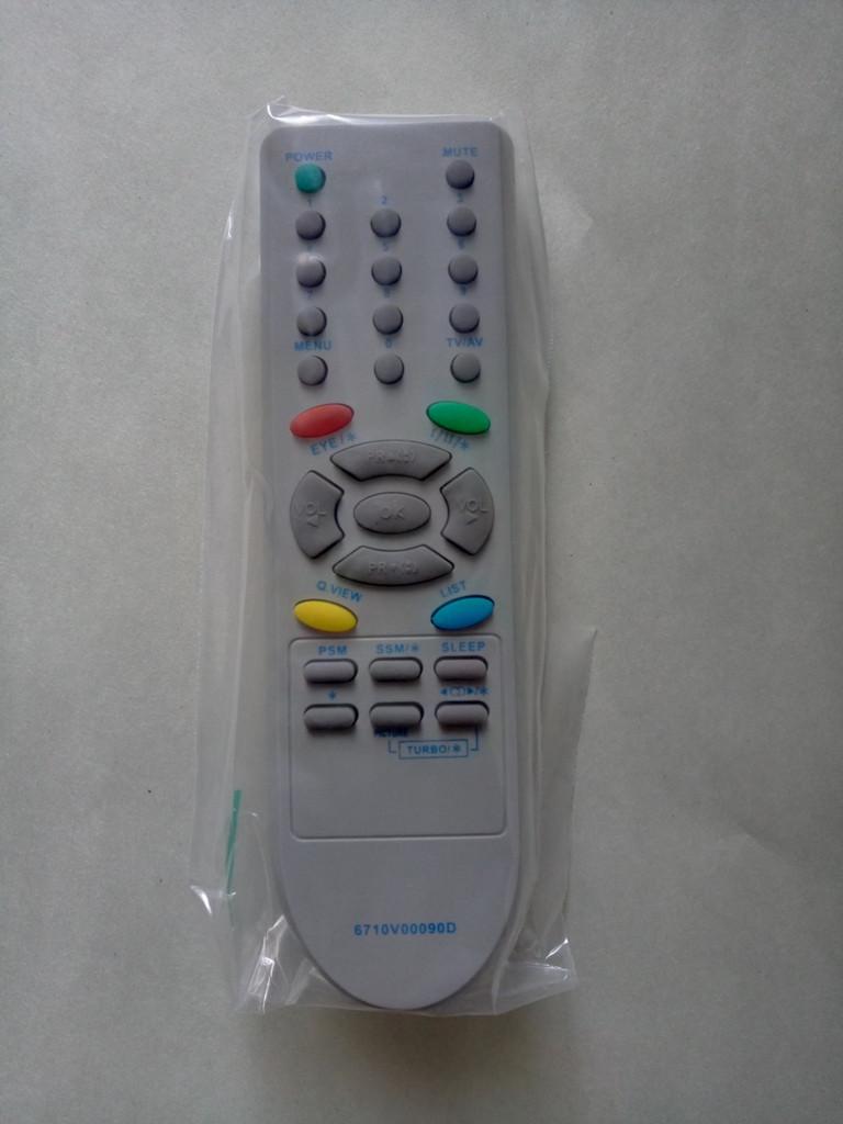 Пульт ДУ для ТВ LG 6710V00090D  (улучшенного качества)