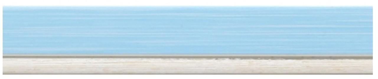 Фоторамка 15х21, голубая с серебряной вставкой, багет 166-79 - Фирма АЛАН фоторамки, канцтовары, полиграфия, наружная реклама, сувенирная продукция с логотипом в Полтаве
