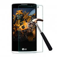 Защитное стекло U-Glass 0.33mm (H+) для LG H324 Leon (картонная упаковка)