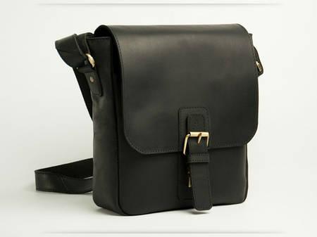 Чоловіча сумка Messenger Arcturus Black