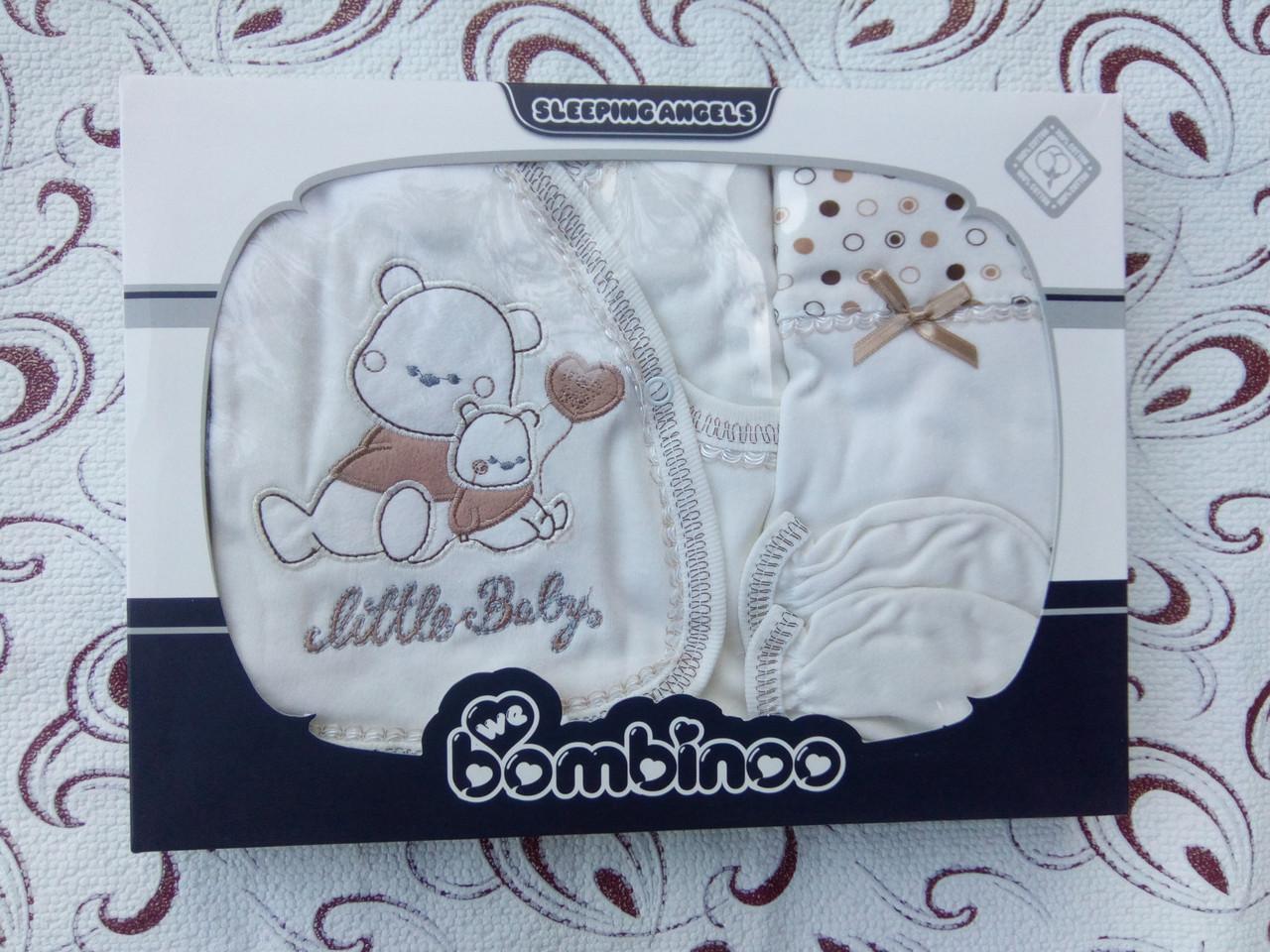 Подарочный набор для новорожденных, 5 предметов