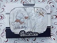 Подарочный набор для новорожденных, 5 предметов, фото 1