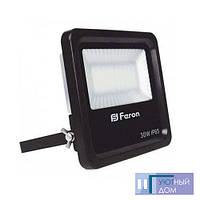 Светодиодный прожектор Feron LL-630 30W 6400K