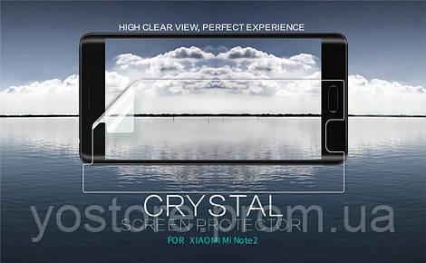 Защитная пленка Nillkin Crystal для Xiaomi Mi Note 2