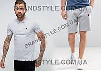 Комплект Футболка поло и шорты с логотипом Fila