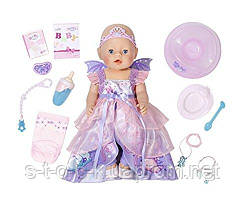 Интерактивная кукла BABY BORN Фея Zapf Creation, 43 см. НОВИНКА 2017 ГОДА