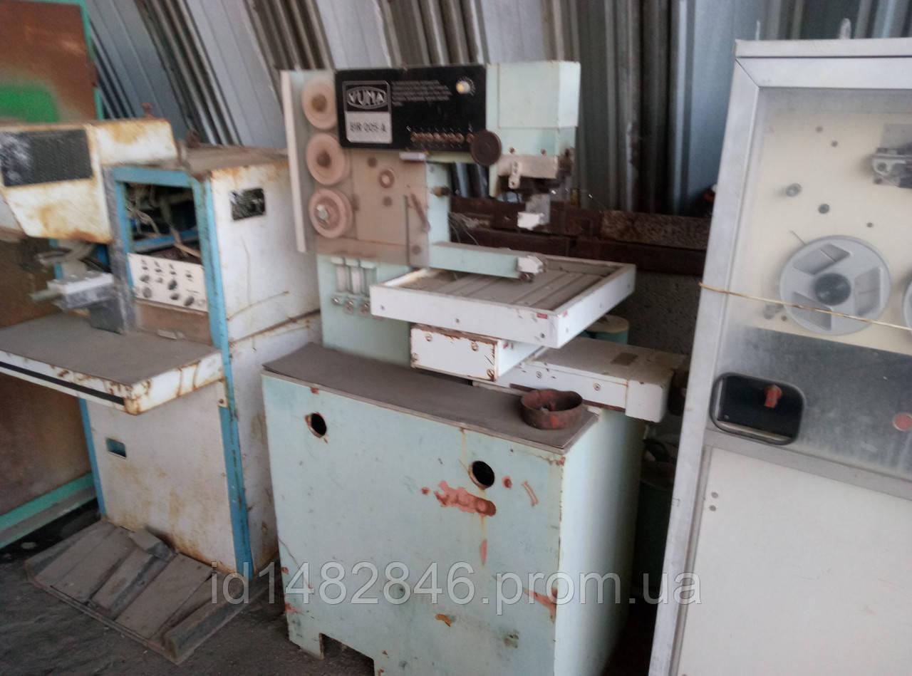 VUMA EIR 005A Электроэрозионная обработка