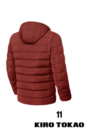 Мужская яркая зимняя куртка (р. 48-56) арт. 8815К, фото 2