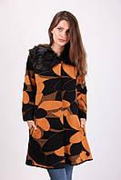Модное кашемировое пальто
