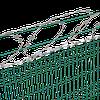 Плоское колючее ограждение 600/3, растяжка 3 пог.м. (егоза)