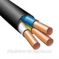 ВВГнг 3х1,5 ЗЗЦМ силовой кабель с медными монолитными жилами