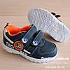 Кроссовки на мальчика легкая спортивная обувь Тom.m р. 21,22, фото 4