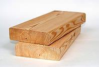 Палубная доска 27х140 АВ Сибирская Лиственница, забор деревянный, фото 1