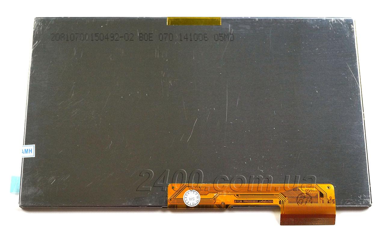 Дисплей - матрица планшета Nomi C07002 50 Pin (экран)