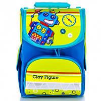 Ранец каркасный Tiger «Clay Figure»