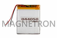 Аккумулятор литий-полимерный 044050 1200 mAh 37x51mm