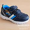 Детские синие кроссовки для мальчика Tom.m р. 22, фото 4