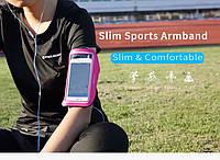 "Неопреновый спортивный чехол на руку Rock Sports Armband (B) для Apple iPhone 6/6s plus (5.5"")"