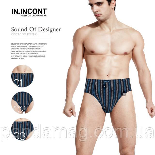 Трусы(плавки) мужские  Incont  - 50грн. Упаковка 3шт - р.L