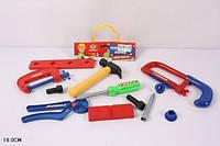 Набор инструментов (пила, отвертка, молоток, ключи), T648-4