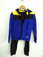 Спортивный костюм детский. Цвет синий.